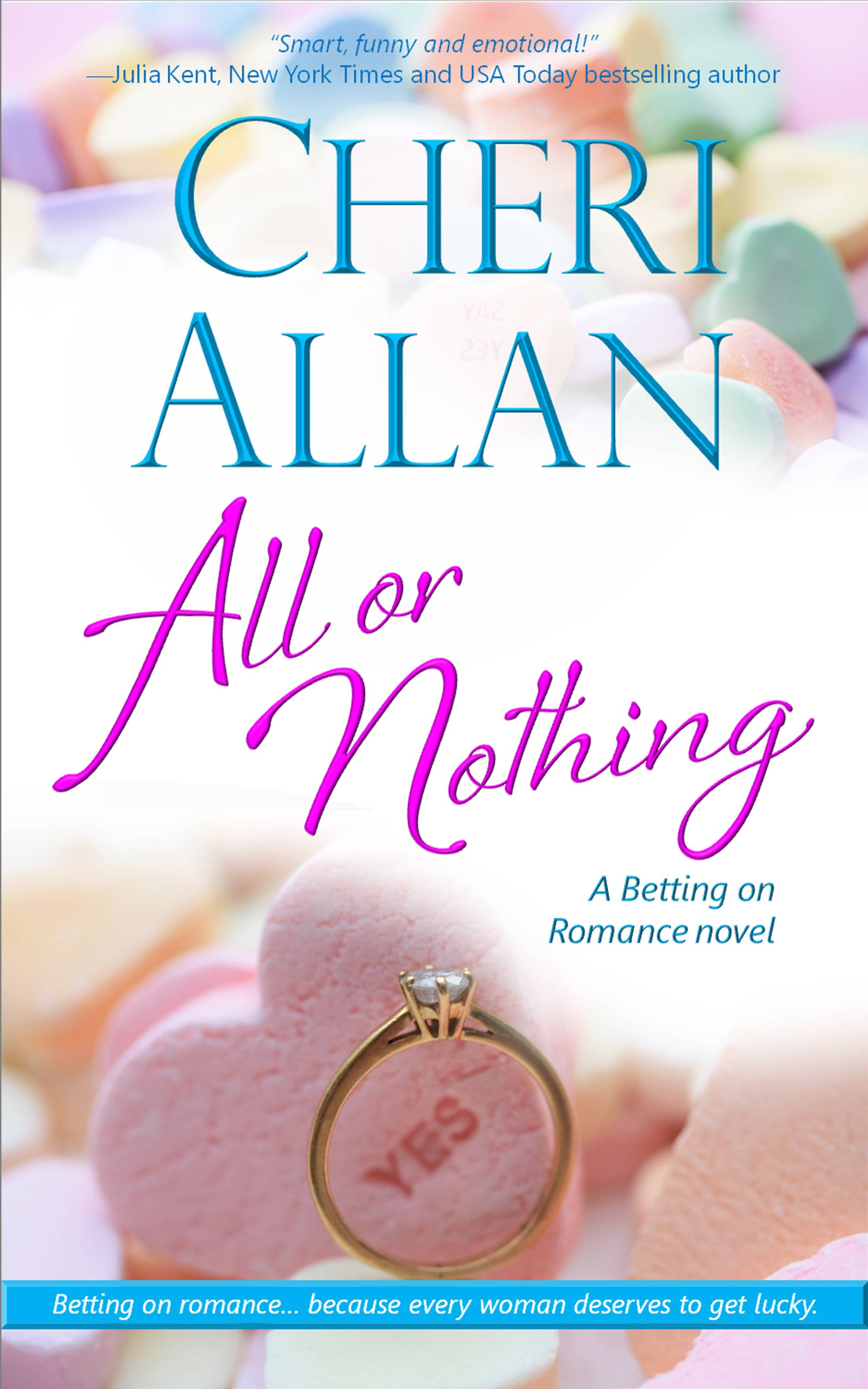 All or Nothing cover image kindle